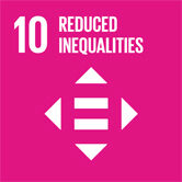 UN SDG 10 Reduced Inequalities